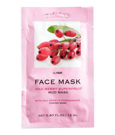 Máscara tonificante, H&M