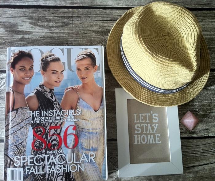 Edição de Setembro da Vogue