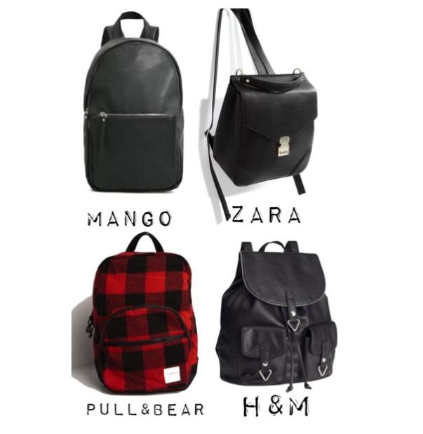 Affordable backpacks via os meus sets no Polyvore