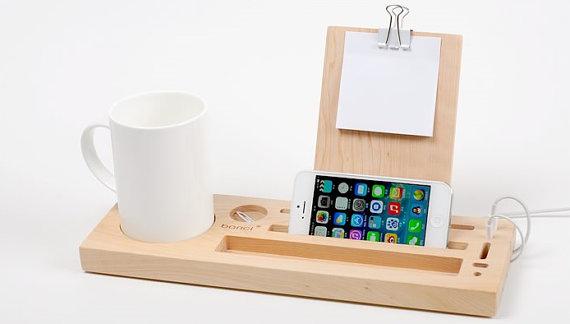 Organizer Wooden desk