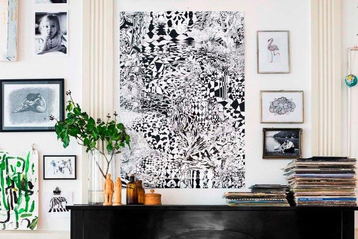 """Provavelmente o """"mais fácil"""" de integrar na decoração de um espaço. Não é impactante à primeira vista, mas marca o seu território e dá personalidade à divisão."""