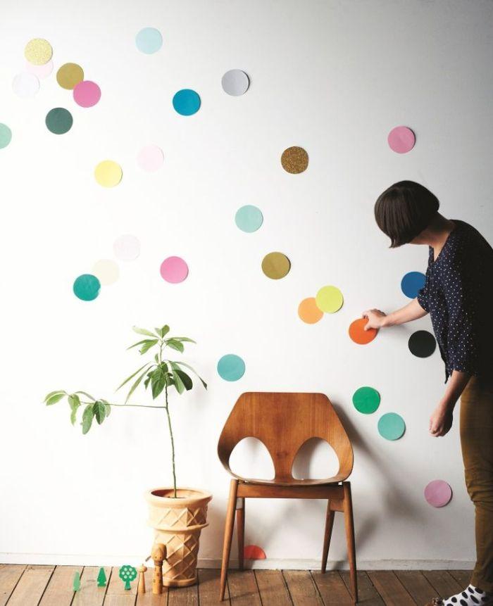 Bolas de sabão, ou confetti, vocês decidem!